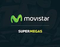 MOVISTAR / SUPERMEGAS