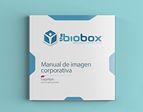 Manual de identidad corporativa The Biobox