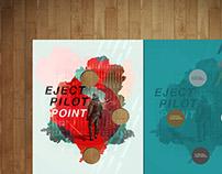 Eject pilot point