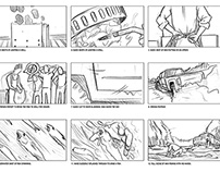 Storyboards - Misc. Concepts