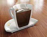 Megafon coffee