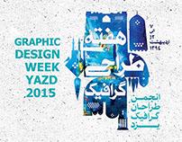 Graphic design week yazd