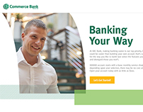Commerce Bank myBanking App