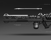 MC5 - Weapon Concepts