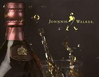 Fotografía de producto Johnnie Walker