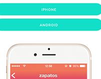 Deemelo app design