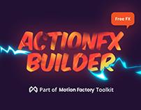 ActionFX Builder