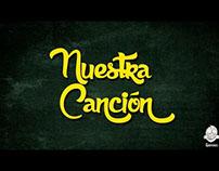 Video Lyric Nuestra canción