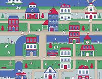 Moomins town