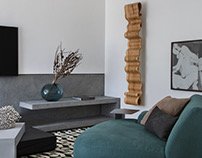 Gneves apartment by Gustavo Neves