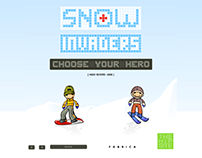 Snow Invaders