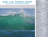 ASH LIN FENER SHOP, Brand Identity and not only