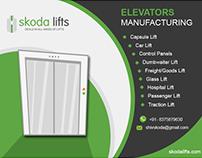 Skoda Lifts Banners