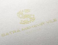 Redesign of Satra mahavir ville logo