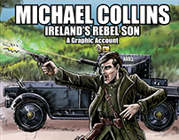 Michael Collins Ireland's Rebel Son Cover