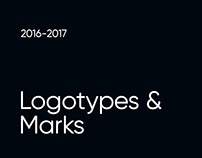 Logotypes & Marks / 2016-2017