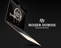 Roger Dubuis · Website