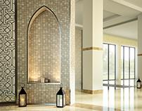 Luxurious Spa - Interior Design