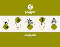 Jiuliano Caffe - Branding