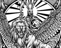 Commision Work - Griffon's Army Bogor