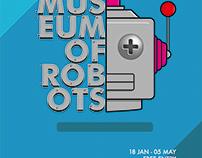 Robot Museum Poster