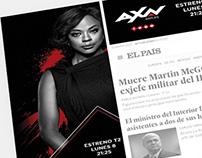 AXN - Asesino - Richmedia