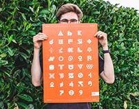 36 DAYS OF TYPE CHALLENGE 2020 + GRID