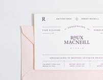 ROUX MACNEILL STUDIO