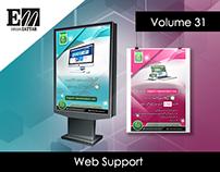 Web Support (Volume 31)