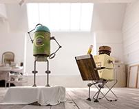 CEA Studio Robots