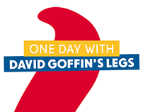 One day with David Goffin's legs