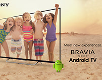 Sony - Bravia meets Android TV