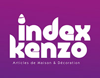 Index Kenzo l Home Deco