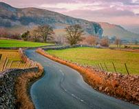 Road to Kilnsey
