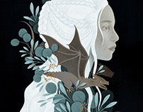 Daenerys Targaryen | Fanart