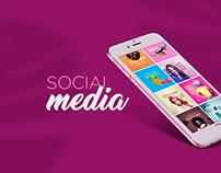 Social Media Art - Pinheiros Cosméticos