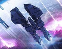 Infinite fleet / Exodus