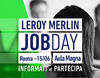 JOB DAY - LEROY MERLIN