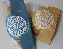UNIVERSITY WORK - Artisan Bread Packaging