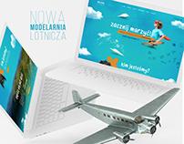 Modelarnia - Web Design