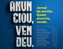 Jornal do Sertão - Anuncie