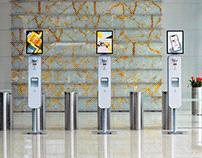 Aura | Multifunctional sanitation station