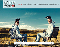 "Redesign ""Séries in Torrent"""