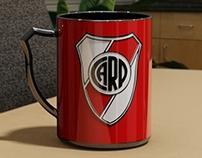 Diseño de tasa River Plate