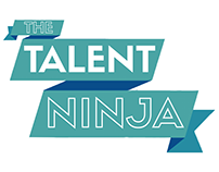 Talent Ninja Infographics, Logo & Video Editing