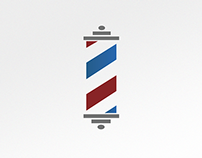 Real Cuts Barber Shop: Branding & Identity