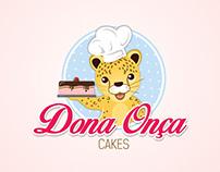Dona Onça - Cakes