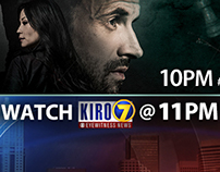 KIRO 7 Facebook Designs