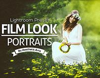 FILM LOOK Portraits Lightroom Presets