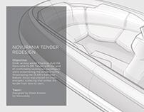 Novurania Tender Redesign